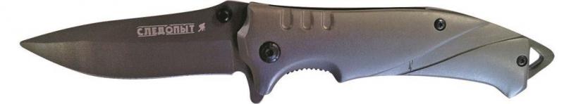 Нож туристический Следопыт, дл. клинка 100 мм, в чехле, PFPK10