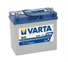 Аккумулятор VARTA Blue Dynamic 45 А/ч545156 стд кл ОБР  B32 238x129x227 EN 330