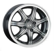 Колесный диск LS Wheels LS 323 7x16/5x105 D56.6 ET36 серый матовый, полностью полированный (GMF)