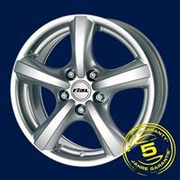 Колесный диск Rial Riga 7x16/5x112 D63.3 ET42 серебро