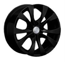 Колесный диск Ls Replica B89 8x17/5x120 D57.1 ET47 черный матовый цвет (MB)