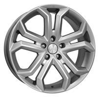 Колесный диск Кик ПАНДОРА 8.5x19/5x114,3 D66.1 ET45 black platinum