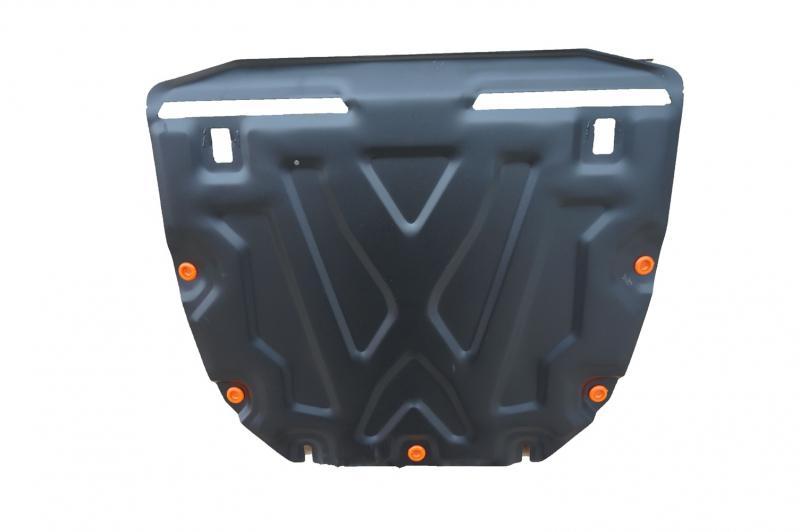 Защита картера двигателя и кпп Honda (Хонда) CR-V; V- 2,0 (2012-2014-) (Сталь 1,8 мм), 18750C2
