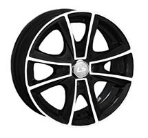 Колесный диск LS Wheels LS 231 6.5x15/4x98 D63.4 ET32 черный полированный (MBF)