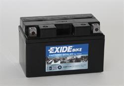 EXIDE Стартерная аккумуляторная батарея