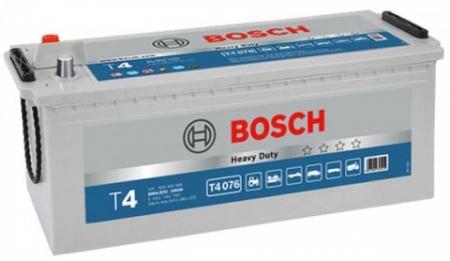 Аккумуляторная батарея Bosch T4, 12 В, 140 А/ч, 800 А, 0092T40760