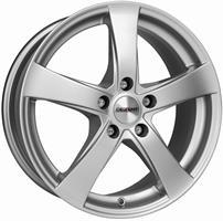 Колесный диск Dezent RE 6x15/4x100 D60.1 ET38 серебро (S)