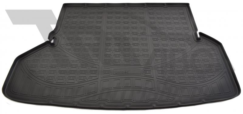 Коврик багажника для Toyota Highlander (Тойота Хайлендер) (2010-2014) 7 мест (раньше был NPL-P-88-17