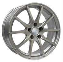 Колесный диск Ls Replica VW43 7x16/5x112 D57.1 ET45 серебристый полированный (SF)