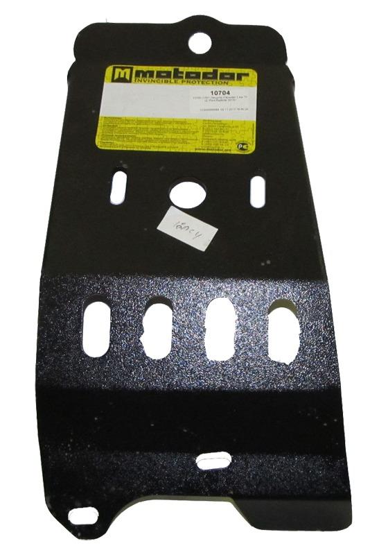 Защита трубок кондиционирования у моторного отсека Ford Explorer, Explorer комплектация Sport V 2010
