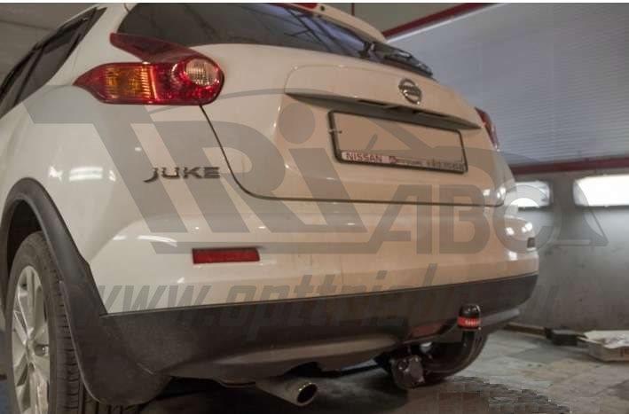 Фаркоп для Nissan Juke (4WD) (2013-) (без электрики) ., BOSAL, 4372A
