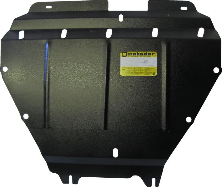 Защита картера двигателя, КПП CHRYSLER Pacifica 2003-2008 V=3.5 (сталь 2 мм), MOTODOR00307