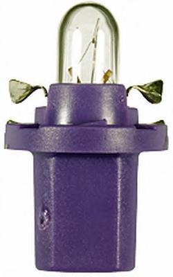 Лампа, 12 В, 0,36 Вт, BAX, BX8,5d, HELLA, 8GA 007 997-151