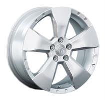 Колесный диск Ls Replica sb18 6.5x16/5x100 D63.3 ET55 серебристый (S)