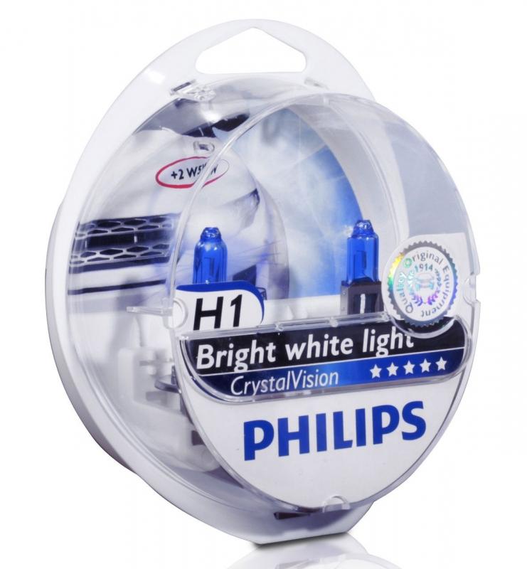 "Лампа ""Cristal Vision"", PHILIPS, 48971528"