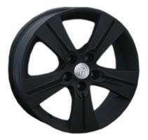 Колесный диск Ls Replica KI36 6.5x17/5x114,3 D67.1 ET48 черный матовый цвет (MB)