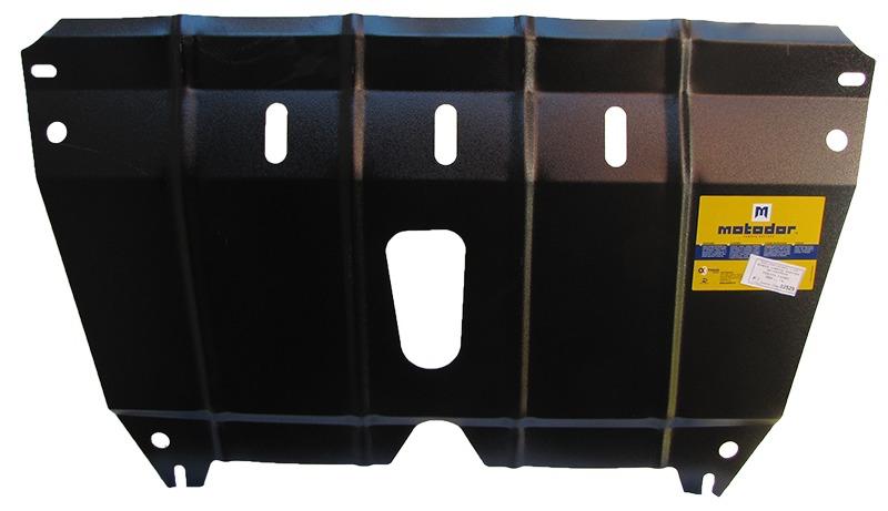 Защита картера двигателя, КПП Lexus ES IV 2001-2006 Toyota Camry VI 2006-2011 V=2,4 (сталь 2 мм), MO