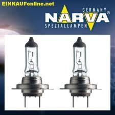 "Лампа ""Range Power 50+ (RP50+) Up to 50% more light, doubled lifetime"", 12 В, 55 Вт, H7, PX26d, NARV"