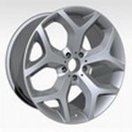 Колесный диск Ls Replica B70 10x20/5x120 D72.6 ET40 серебристый (S)