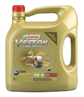 Моторное масло CASTROL Vecton Long Drain, 10W-40, 5л, 157AEF
