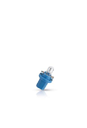 Лампа Philips Vision, 12 В, 1.2 Вт, BAX8.5d/1.5, 12603CP