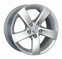 Колесный диск Ls Replica VW118 7x16/5x112 D57.1 ET45 серебристый (S)