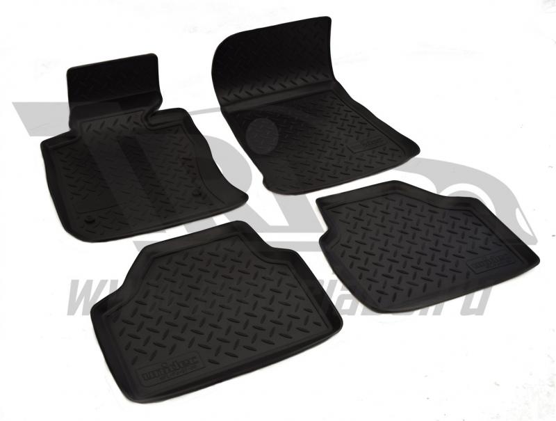 Коврики салона для BMW X5 (E-70)/ X6 (2008-), NPLPO0706