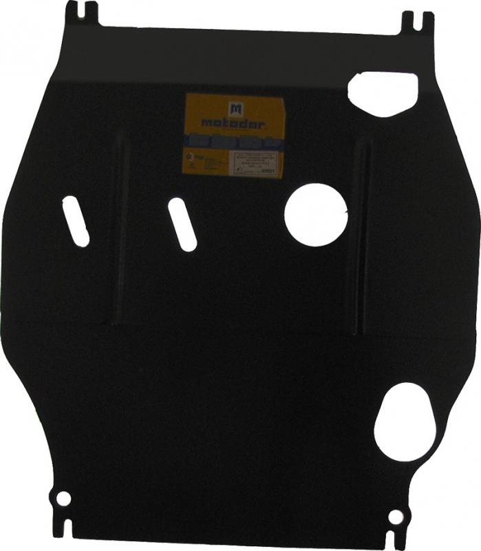 Защита картера двигателя, КПП HONDA AIRWAVE 2004-2008 V=1,5i (сталь 2 мм), MOTODOR00821