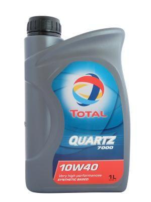 Моторное масло TOTAL QUARTZ 7000, 10W-40, 1л, RO168032