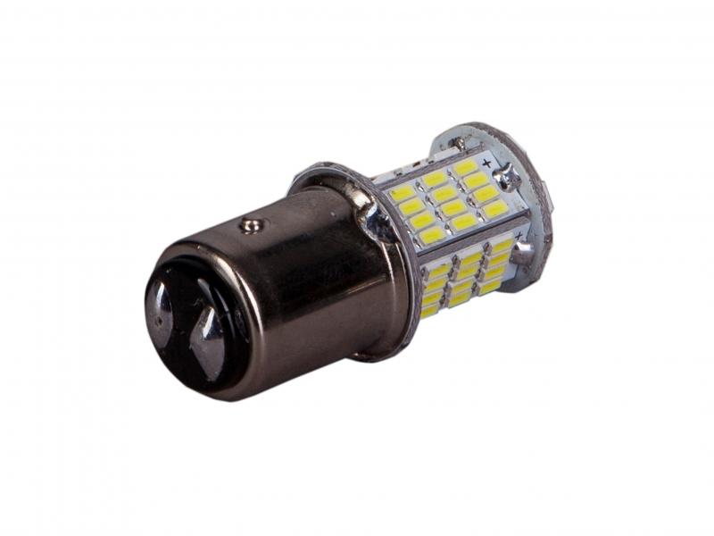 Лампа светодиодная стоп-сигнал XENITE (9-30V) (Яркость 900 Lm) упаковка 2шт. P21/5W, 1009338