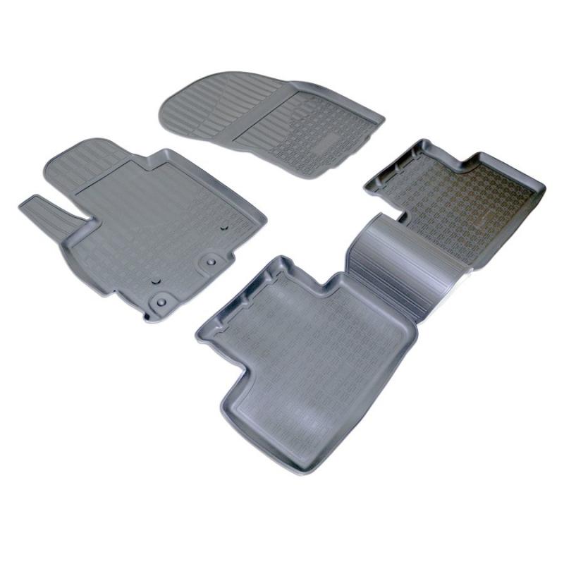 Коврики салона для Mitsubishi ASX (Митсубиши ASX) (2010-) / Peugeot (Пежо) 4008 (2012-), NPLPO5905