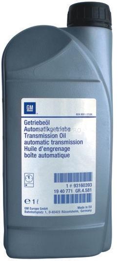 Масло для автоматических коробок передач