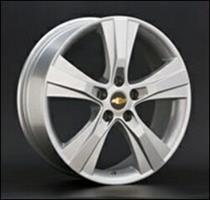Колесный диск Ls Replica GM23 7x17/5x105 D66.6 ET42 серебристый (S)