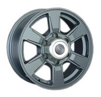 Колесный диск Ls Replica NS109 7x16/6x139,7 D77.8 ET40 серый матовый (GM)