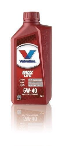 Моторное масло VALVOLINE Maxlife Synthetic, 5W-40, 41л, VE18040