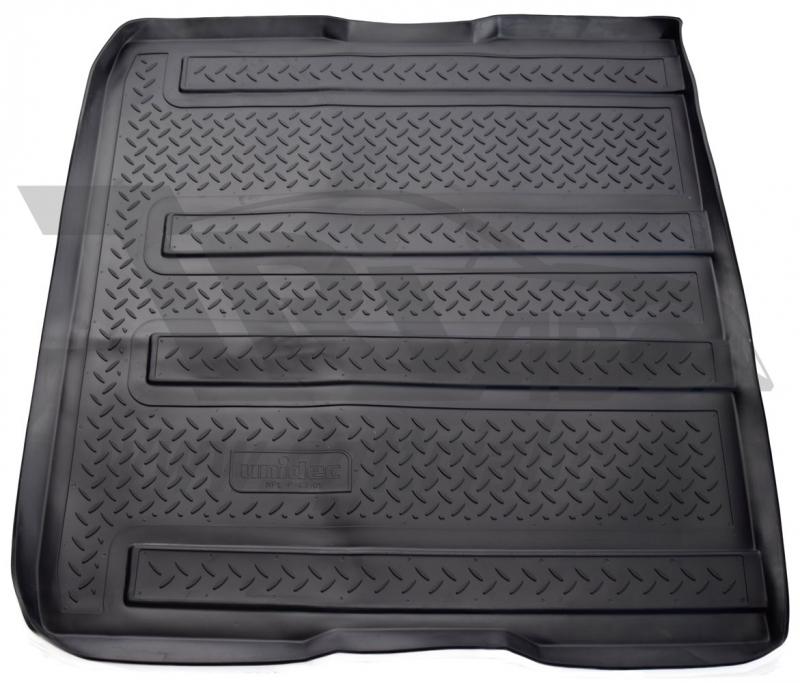 Коврик багажника для Kia Carnival (2006-), NPLP4305