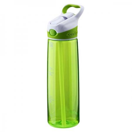 Бутылка для воды с носиком для питья Contigo Addison, зеленая, 750 мл, 10000199