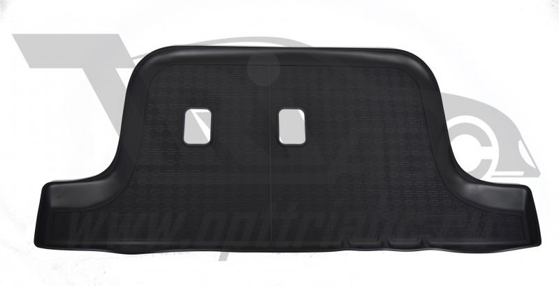 Коврики салона для Chevrolet Trail Blazer (GM 800) (2012-) (3 ряд), NPA00C12781