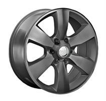 Колесный диск Ls Replica TY63 7.5x17/6x139,7 D77.8 ET25 серый глянец (GM)