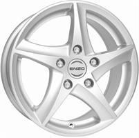 Колесный диск Enzo 101 7x16/5x114,3 D71.6 ET40 серебро (S)