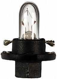 Лампа, 12 В, 1,2 Вт, BAX, B8,5d, HELLA, 8GA 007 997-031