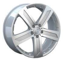 Колесный диск Ls Replica MR85 8x19/5x112 D110.1 ET60 серебристый полированный (SF)