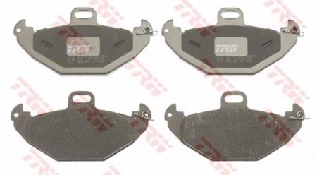 Колодки дисковые Задние, TRW, GDB1353
