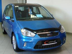 Дефлектор капота Ford C-Max (2007-2010) (темный), SFOCMA0712