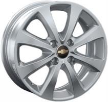 Колесный диск Ls Replica GM40 6x15/4x100 D60.1 ET45 серебристый (S)