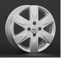 Колесный диск Ls Replica NS43 5.5x15/4x100 D63.3 ET50 серебристый (S)