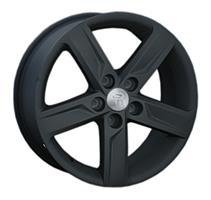 Колесный диск Ls Replica TY113 7x17/5x114,3 D66.1 ET45 черный матовый цвет (MB)
