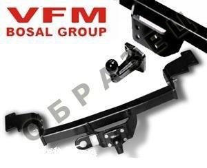 Фаркоп для Nissan Patrol GR 4x4 (1998/3-2010) крюк тип V ( грузоподъемность 3500 кг)., BOSAL, 4368V