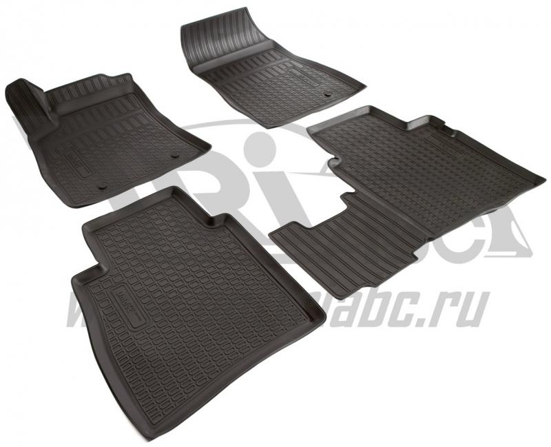 Коврики салона для Nissan Sentra (B17) (2014-) /Tiida (C12) (2011-), NPA11C61630