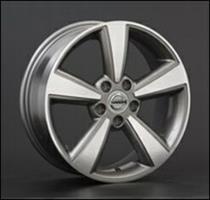 Колесный диск Ls Replica NS38 6.5x16/5x114,3 D60.1 ET40 серый глянец (GM)